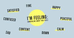 feelings instagram landscape Health Posters