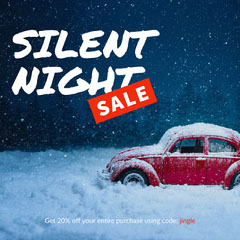 SILENT<BR>NIGHT Discount