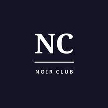 Dark Blue Club Logo Logo