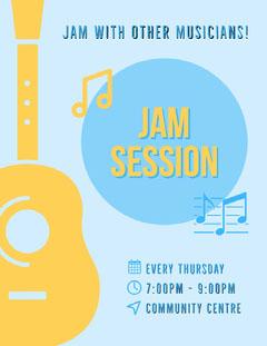 Jam Session Music