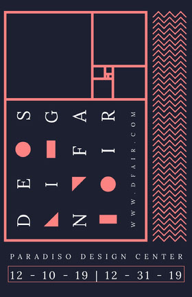 Design Fair Poster Veranstaltungs-Flyer