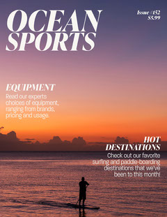 Sunset Oceans Sports Magazine Sports