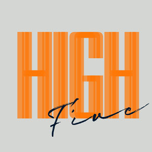 high five instagram 50 Modern Fonts