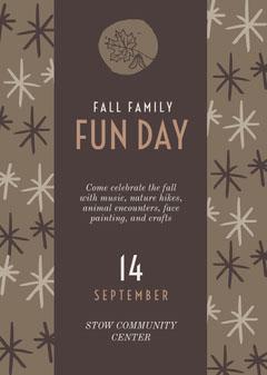 Fun Day Fall