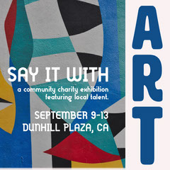Say It With Art Instagram Square  Museum