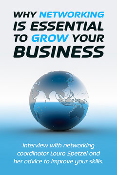 Blue Planet Networking Business Pinterest Post Earth