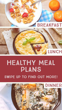 Healthy Meal Plans Recipes