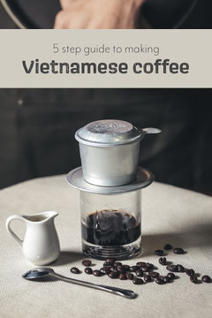 Black White Guide To Make Vietnamese Coffee Pinterest  Coffee