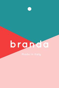 Colorful Branda Social Post Italy