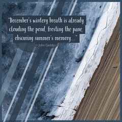 Winter Quote Instagram Square Winter
