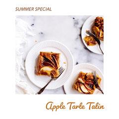 Apple Tarte Tatin Summer