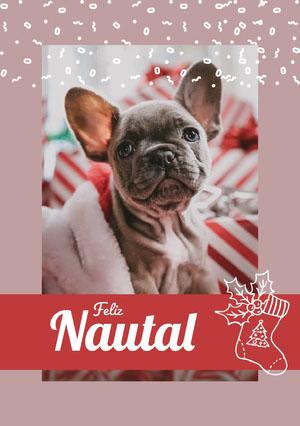 Nautal Cartão de Natal