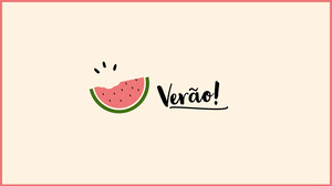 summer watermelon desktop wallpapers  Papel de parede