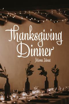 brown and black thanksgiving dinner ideas pinterest  Thanksgiving Menu