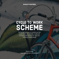 Cycle to Work IG Square Bike