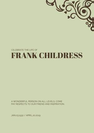 Frank Childress Program