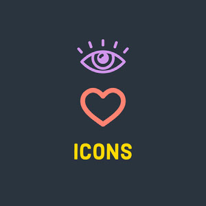 Black Icons Square Instagram Graphic Iconos gratuitos