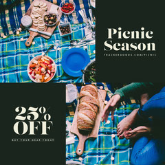 25% OFF Picnic Flyer