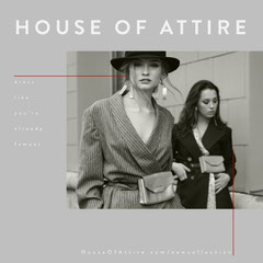 HOUSE OF ATTIRE Fashion