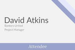 David Atkins  Purple