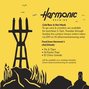 harmonic brewing instagram  Planning