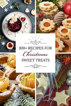 Winter Recipes Sweet Treat Pinterest Dessert