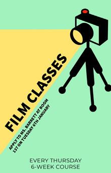 film classes school poster School Posters