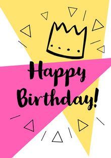 Happy Birthday! Birthday Card