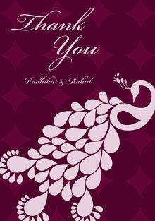 You Hochzeitsdankeskarten