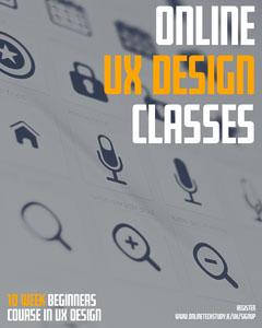 UX Design Class Instagram Portrait Tutorial