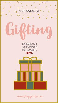 Christmas gift guide instagram story Guide