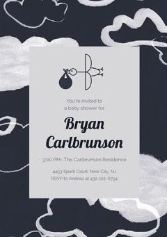 Bryan Carlbrunson Baby Shower