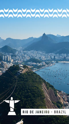 RIO DE JANEIRO - BRAZIL Travel
