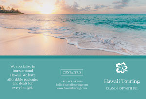 Hawaii Touring Brochure