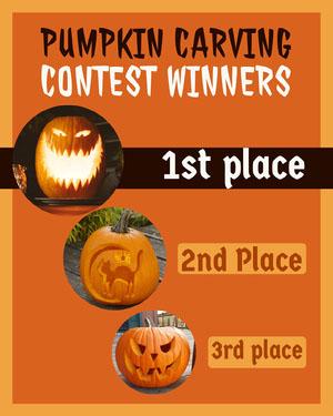 pumpkin contest Kit per i media