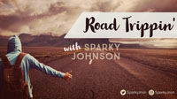 White Road Trippin' Banner 배너