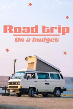 Pink Roadtrip On A Budget Pinterest  Stars