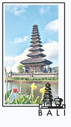 Bali Instagram Story  Sunday