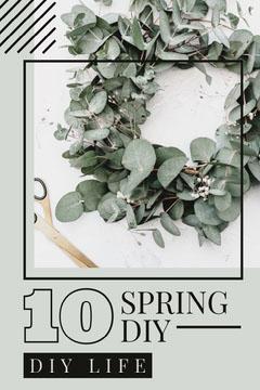 10 Spring DIY Pinterest Post Spring