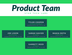 Green Simple Organization Chart Organization Chart