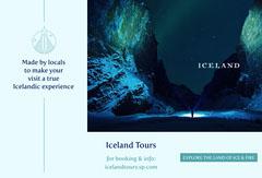 Iceland Tour Brochure Music Tour