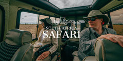 Cold Toned Safari Adventure Video Cover You Tube Car