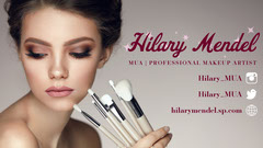 Grey Makeup Artist Facebook Profile Cover Makeup