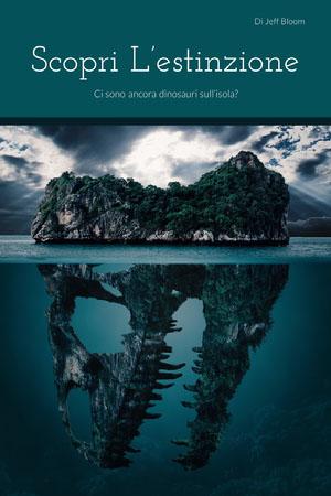 discover extinction book covers  Copertina libro