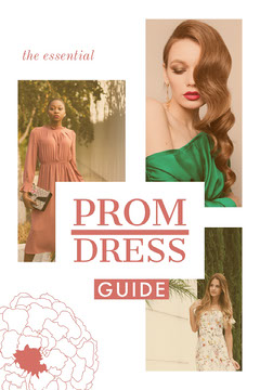 PROM DRESS Fashion