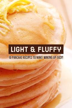 Light & Fluffy Recipes
