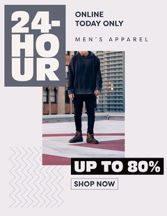 Black and Blue, Light Toned, Mens Fashion Sale Newsletter Shopping