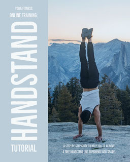 handstand online training instagram portrait