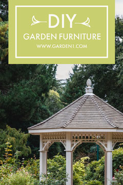 Green DIY Garden Furniture Pinterest  Furniture Sale