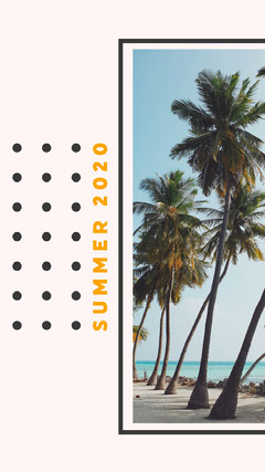 Summer 2020 Instagram Story Trees